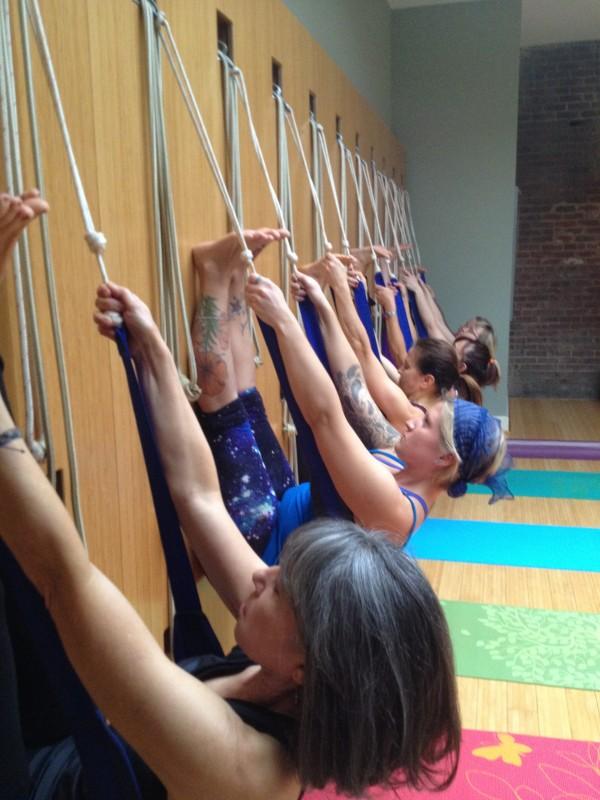 Ropes Wall Series