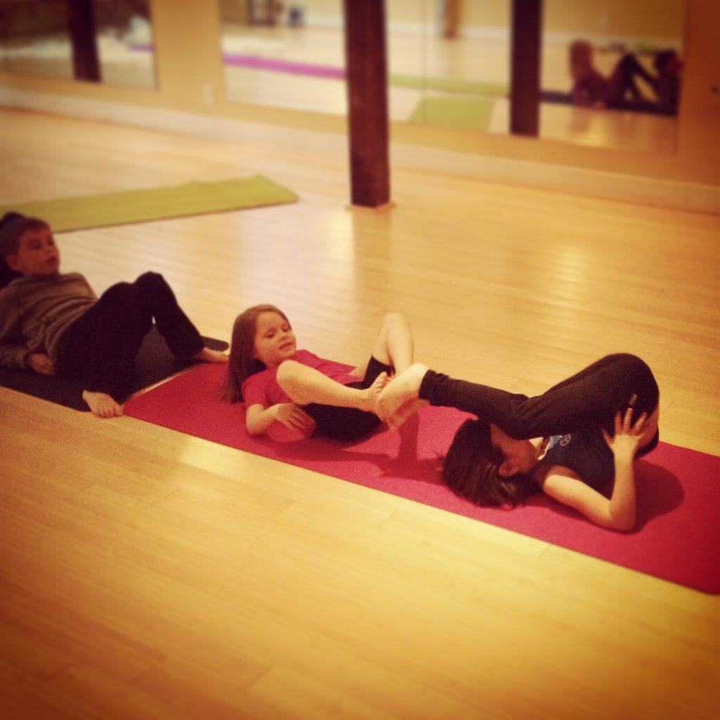 BL yoga
